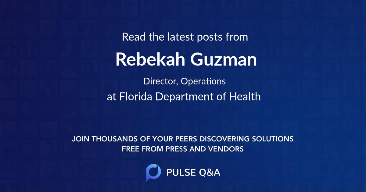 Rebekah Guzman