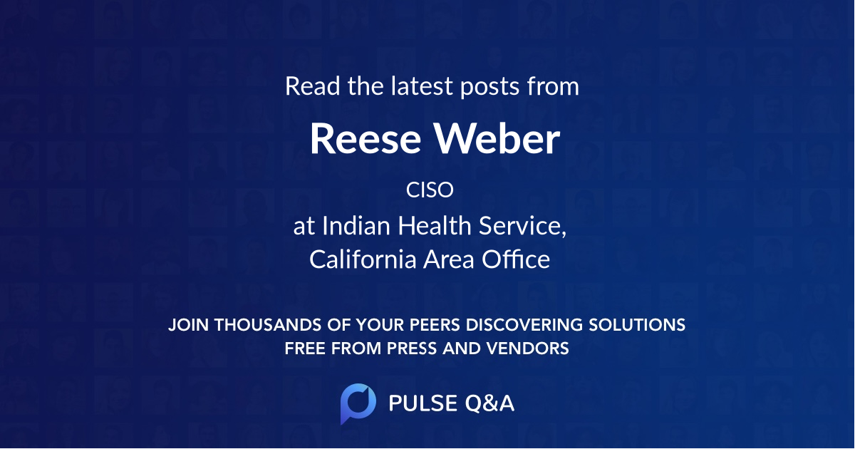 Reese Weber