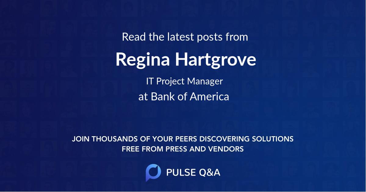 Regina Hartgrove