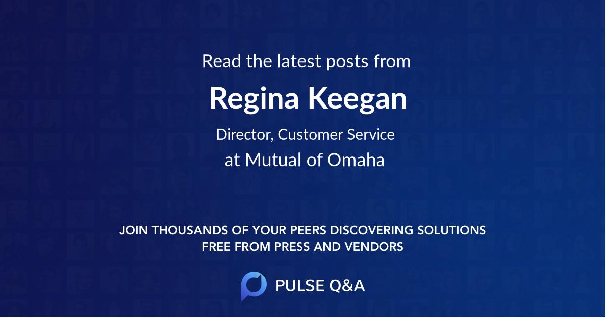 Regina Keegan