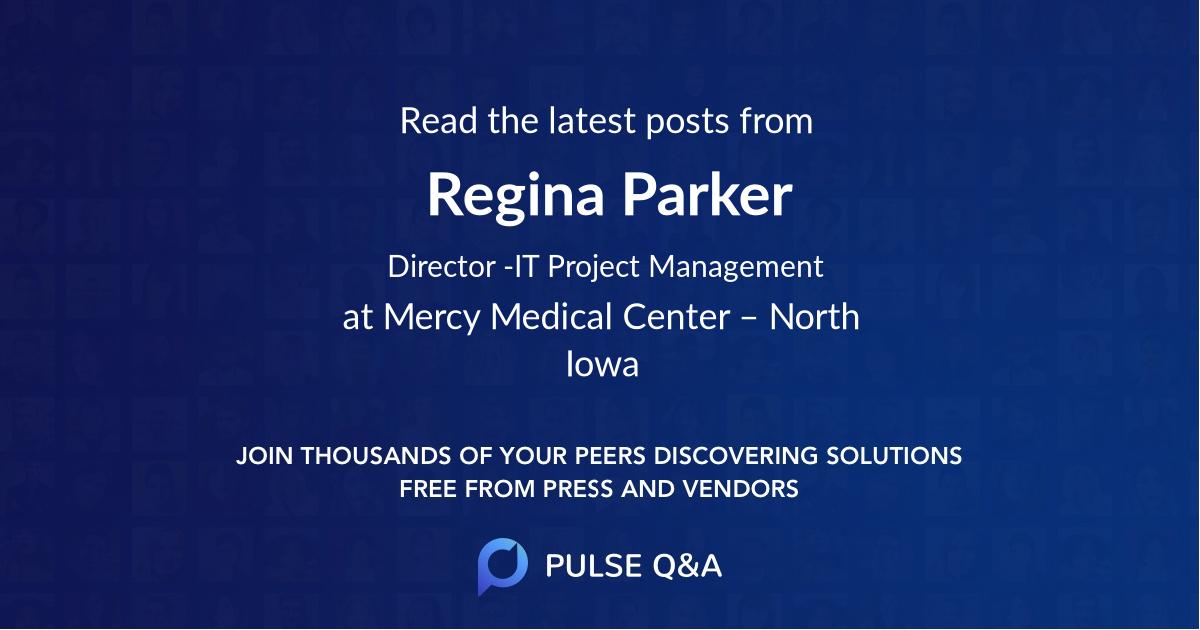 Regina Parker