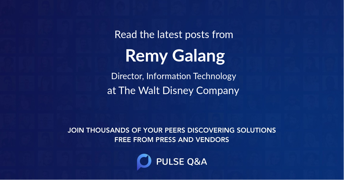 Remy Galang