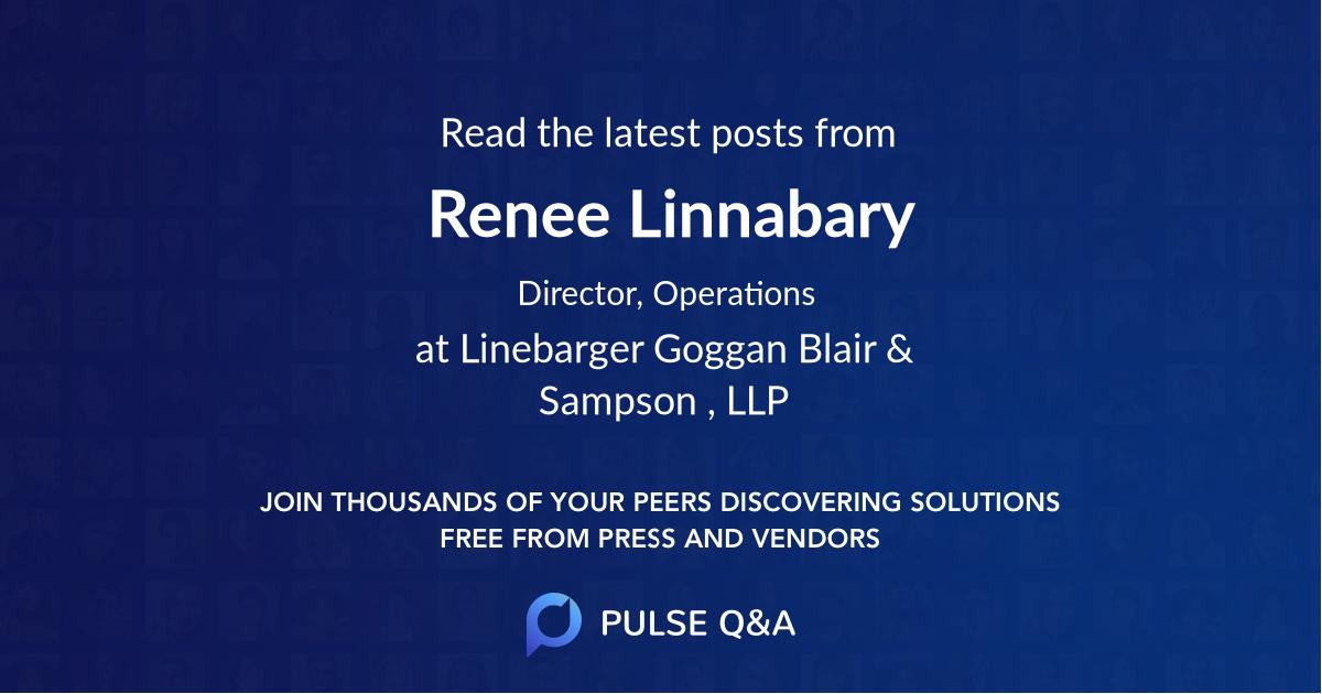 Renee Linnabary