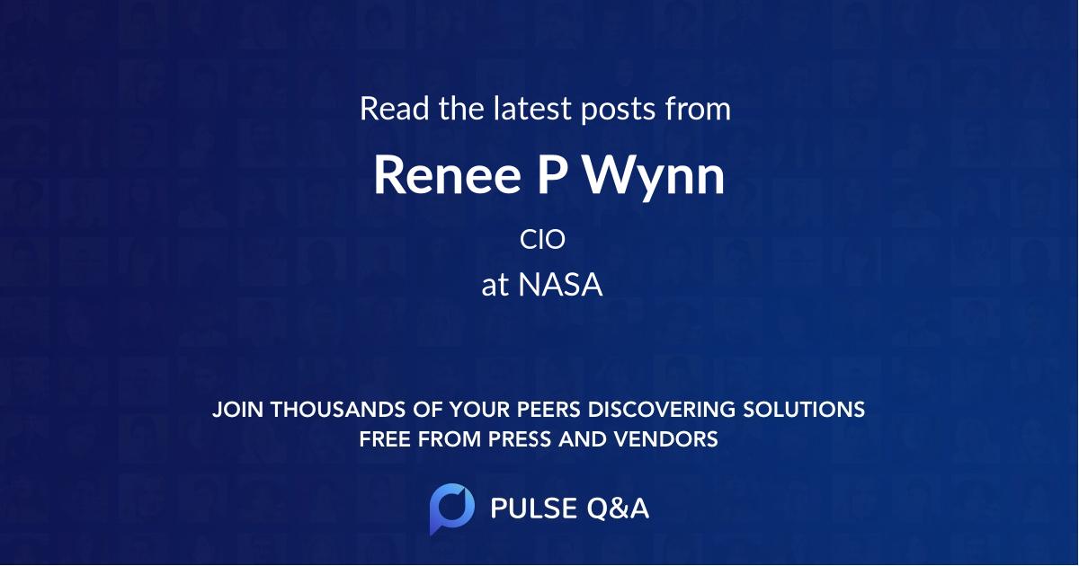 Renee P. Wynn