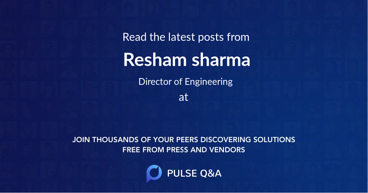 Resham sharma