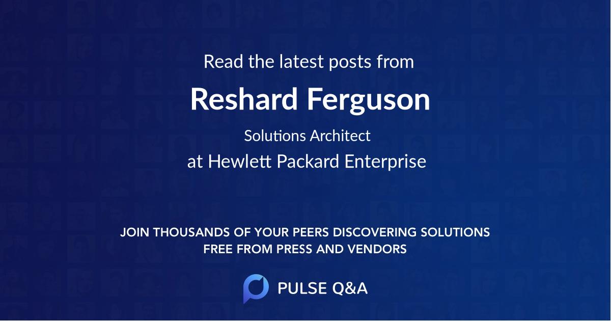 Reshard Ferguson