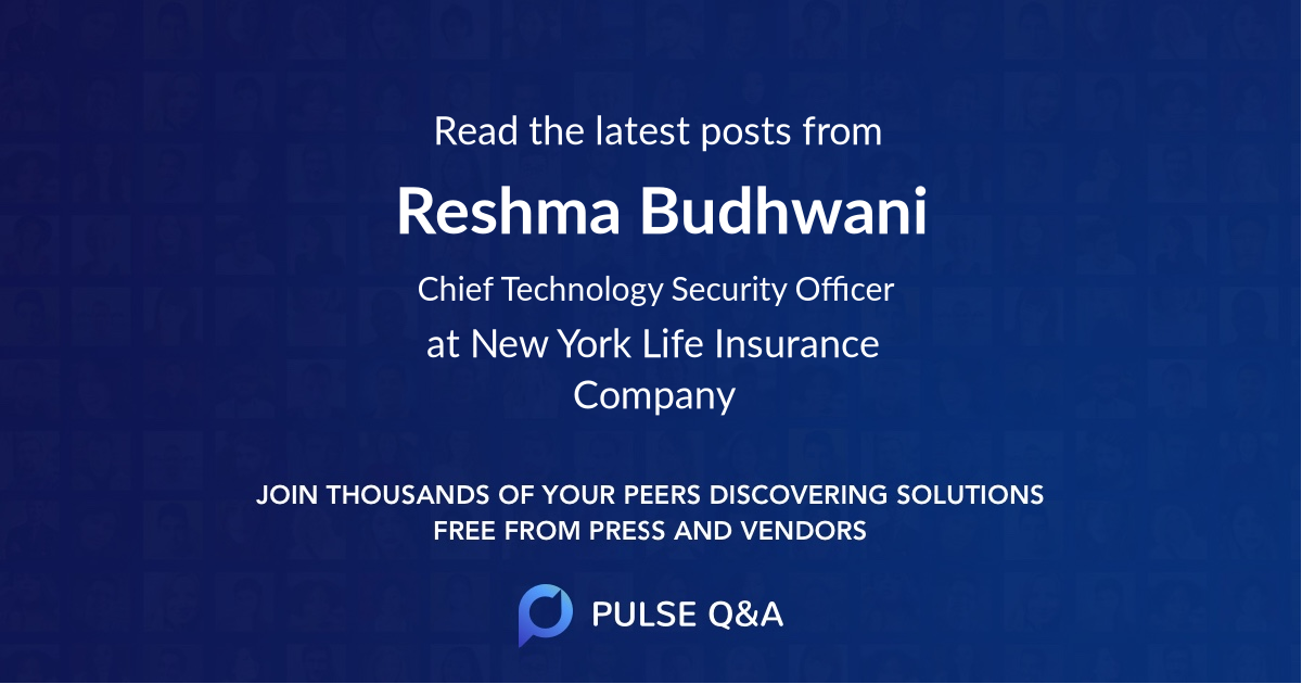 Reshma Budhwani