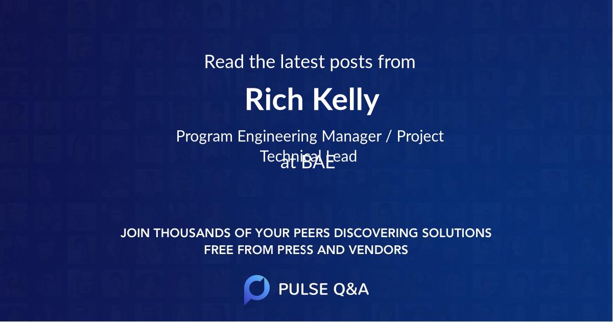 Rich Kelly