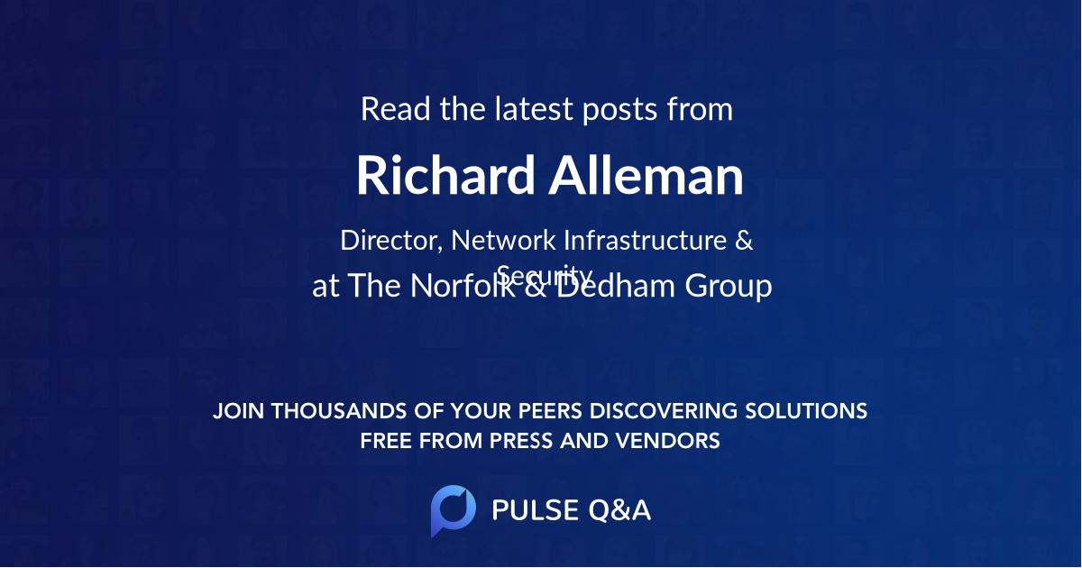 Richard Alleman