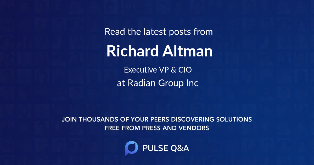 Richard Altman