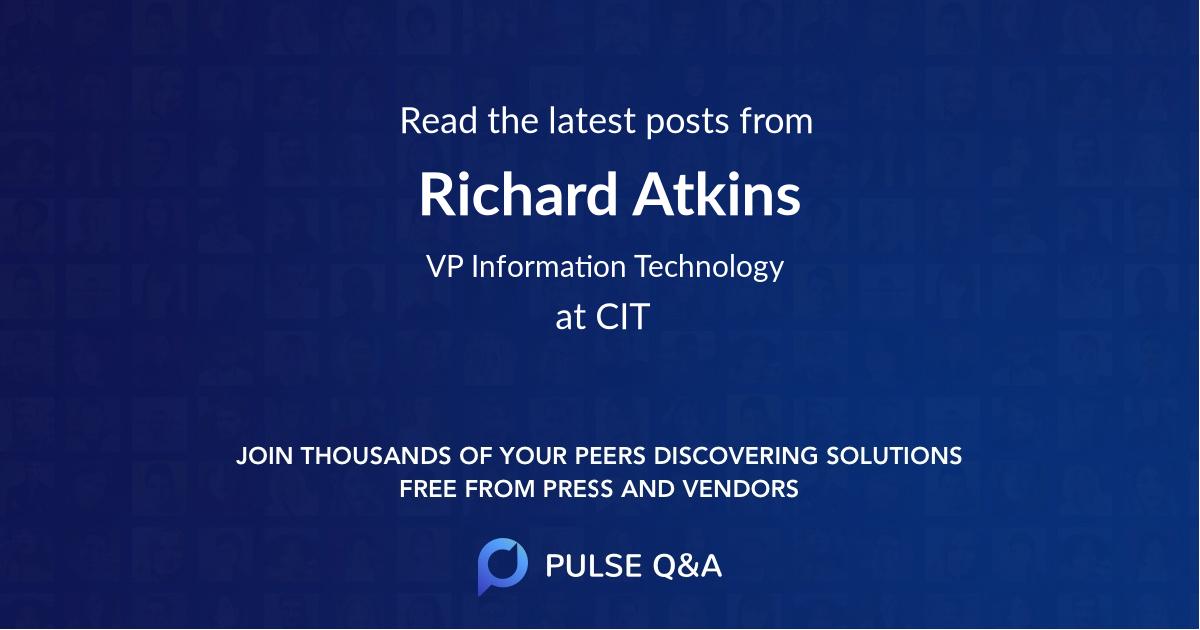 Richard Atkins