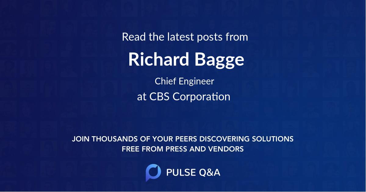Richard Bagge