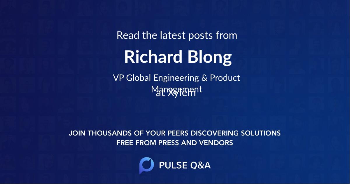 Richard Blong