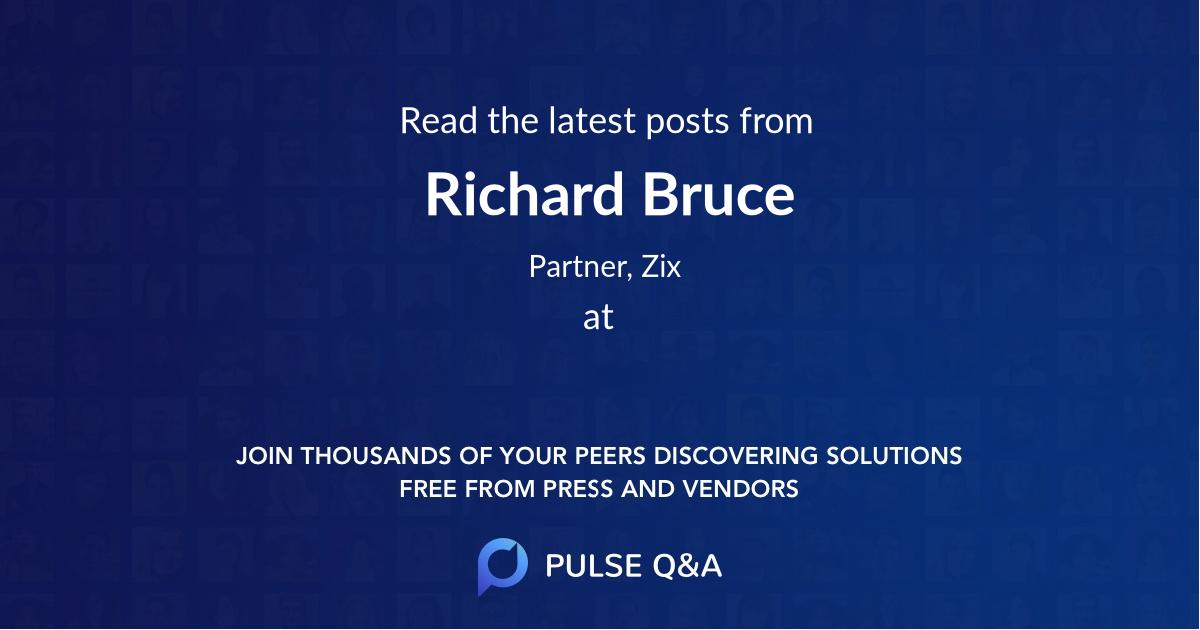 Richard Bruce