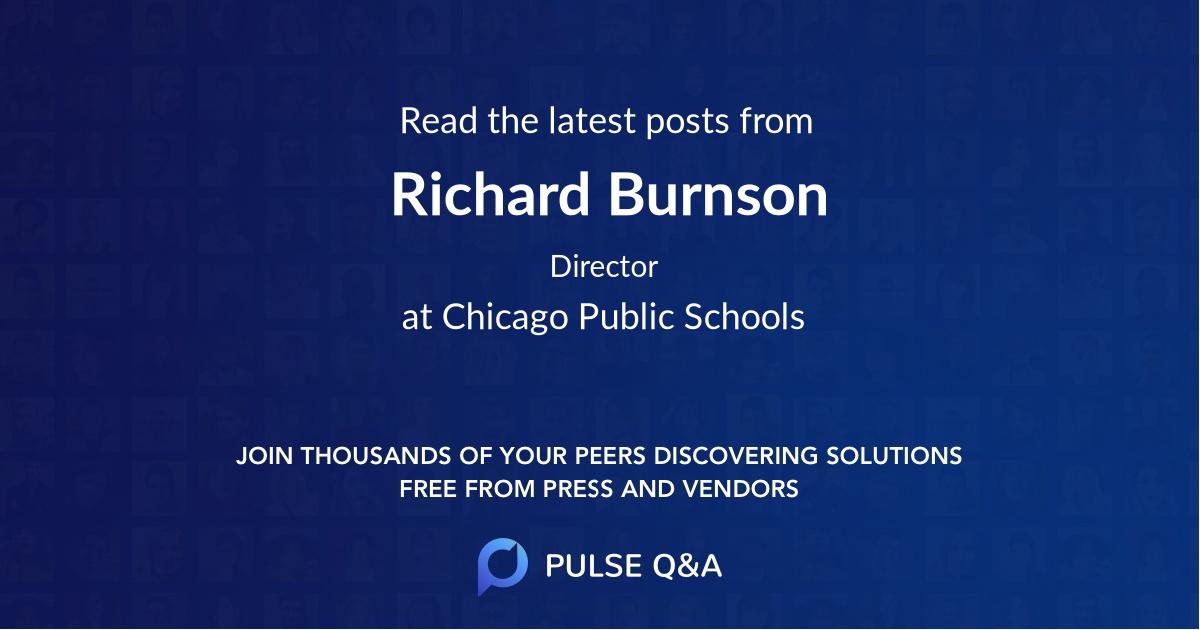 Richard Burnson
