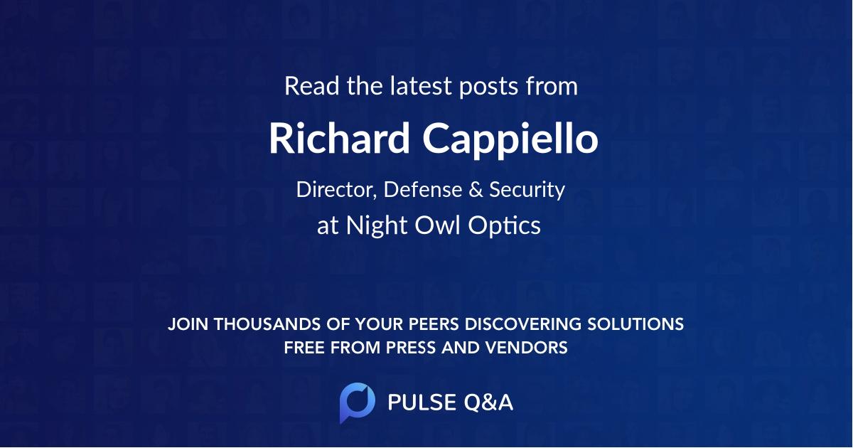Richard Cappiello
