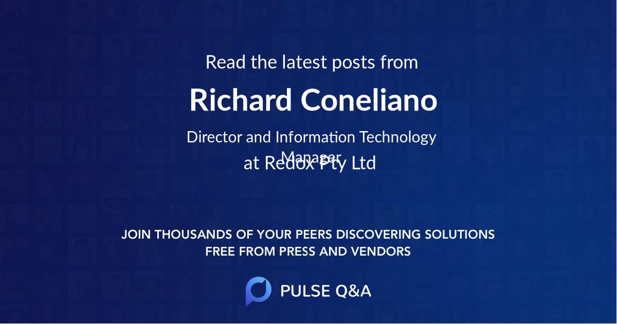Richard Coneliano