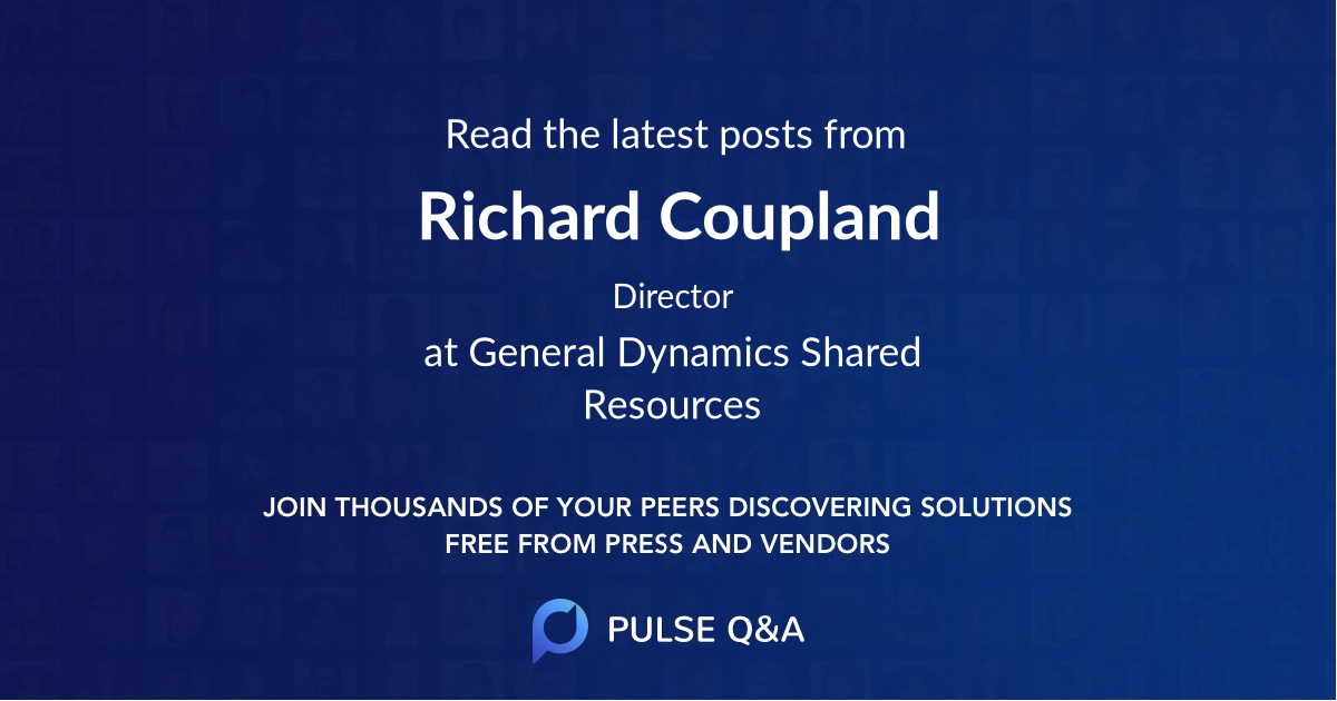 Richard Coupland