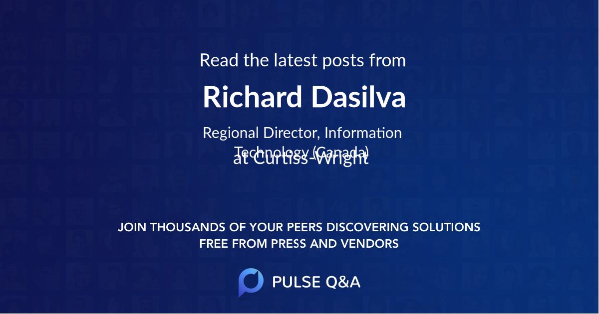 Richard Dasilva