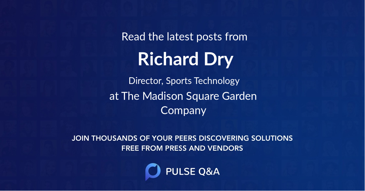 Richard Dry
