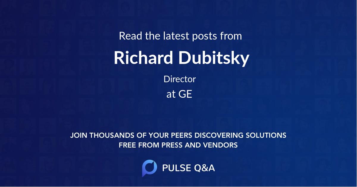 Richard Dubitsky