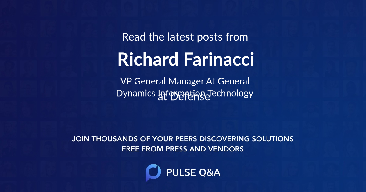 Richard Farinacci