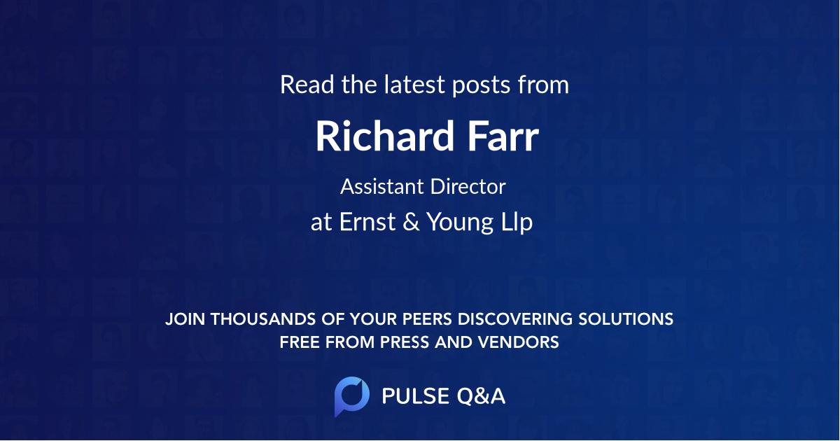 Richard Farr