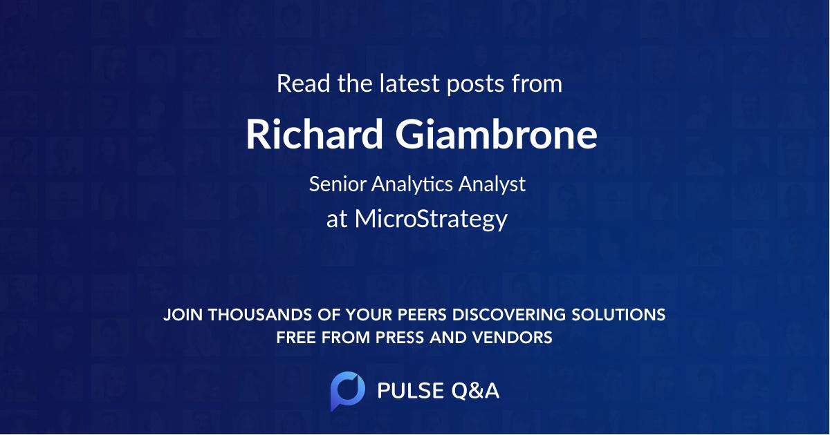 Richard Giambrone