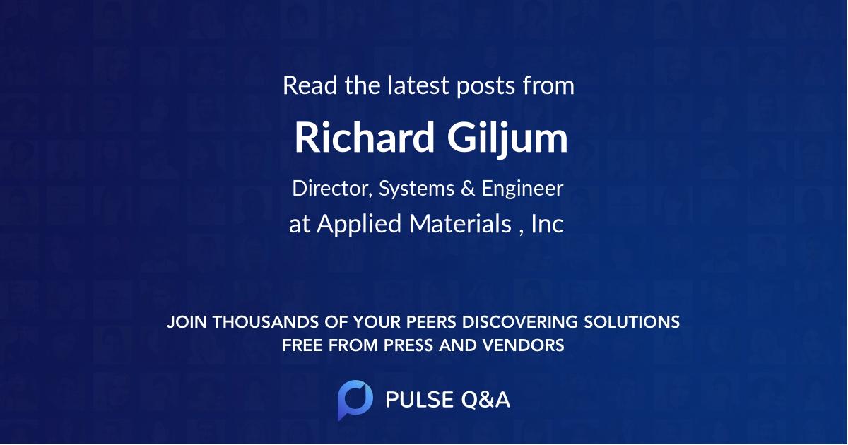 Richard Giljum