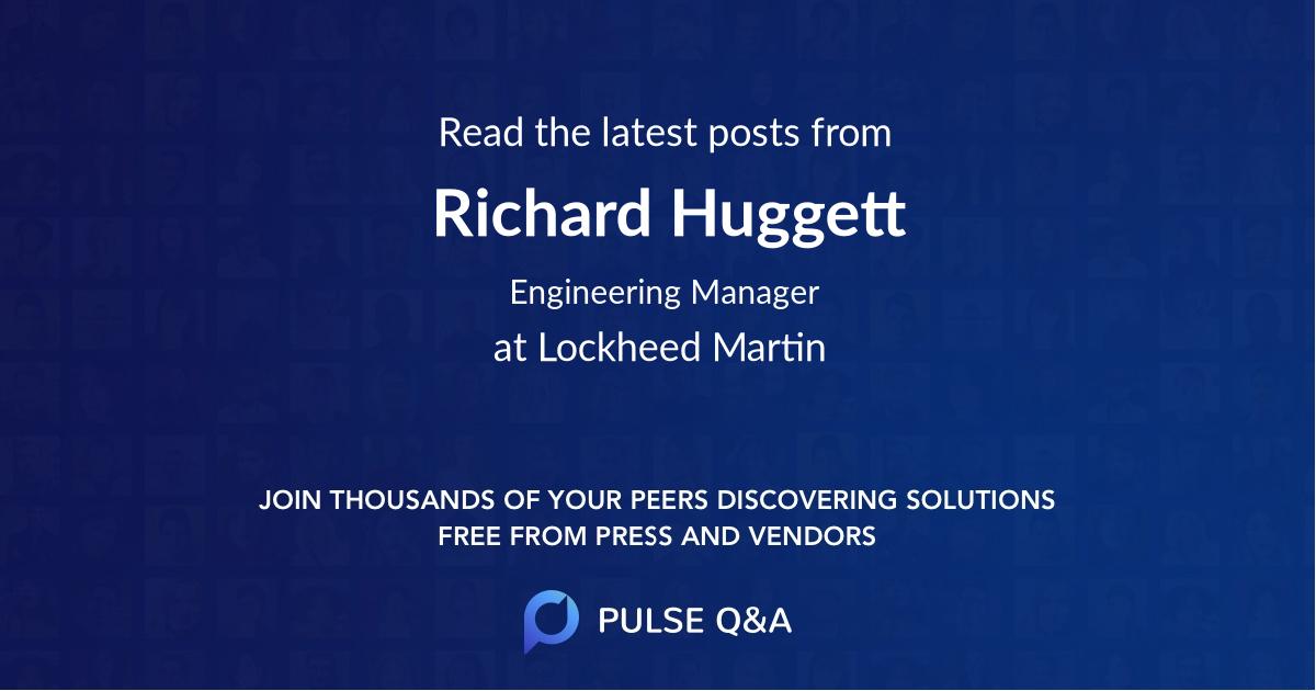 Richard Huggett