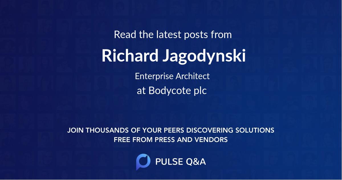 Richard Jagodynski