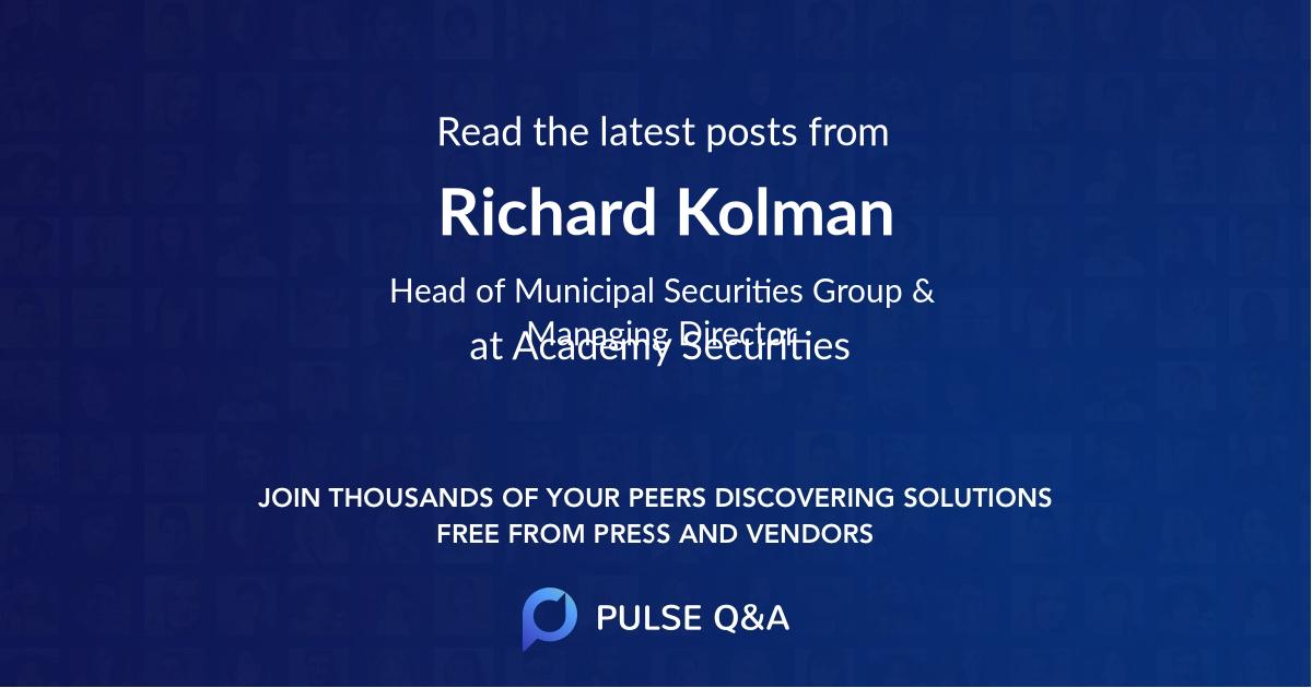 Richard Kolman
