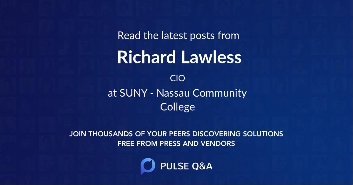 Richard Lawless