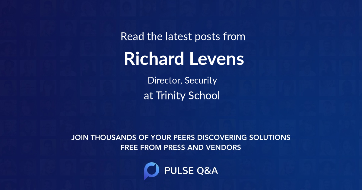 Richard Levens