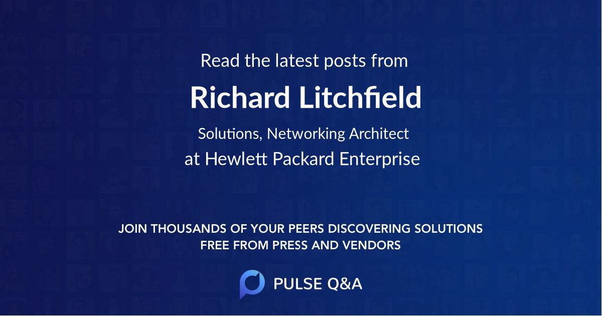Richard Litchfield