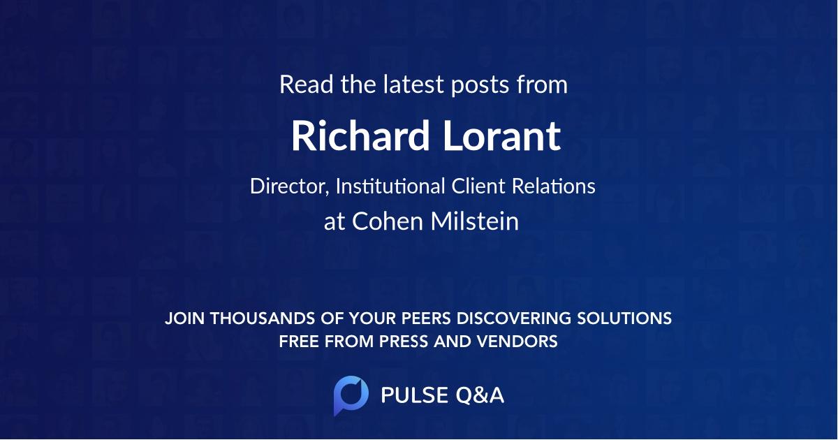 Richard Lorant