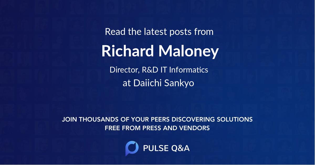 Richard Maloney