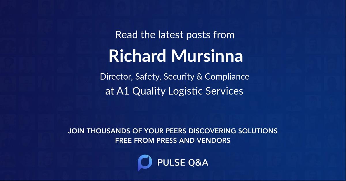 Richard Mursinna