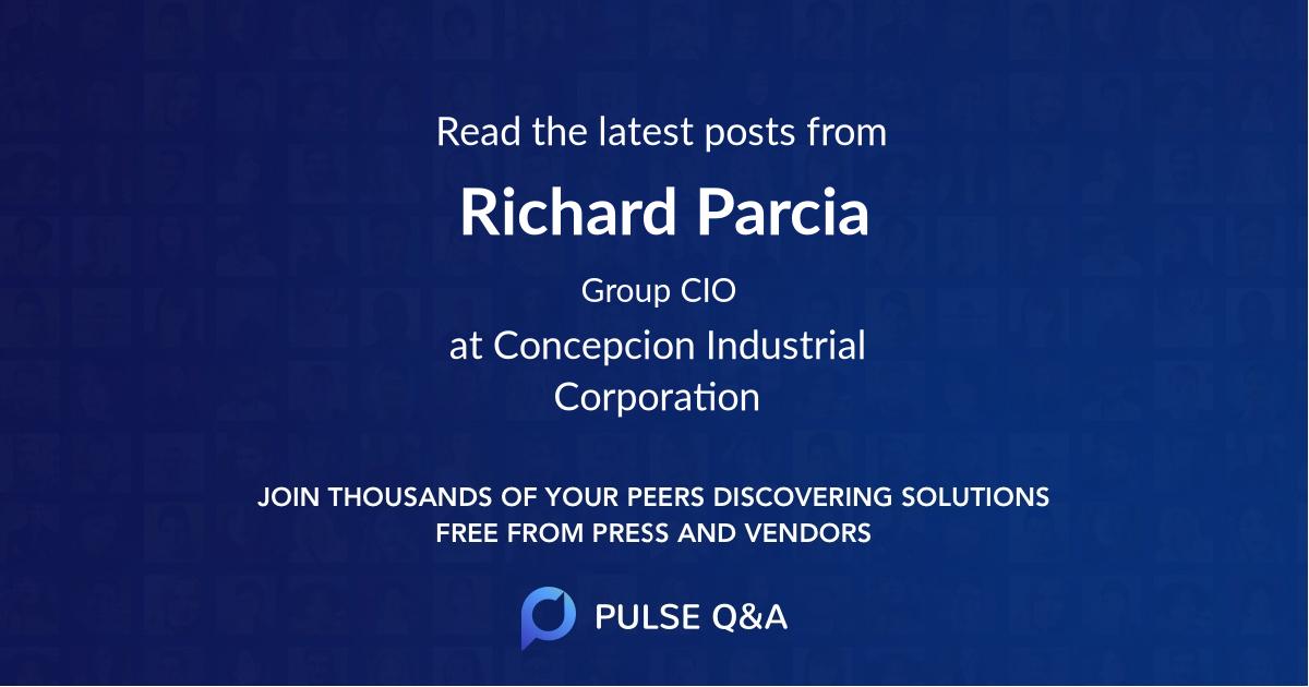 Richard Parcia