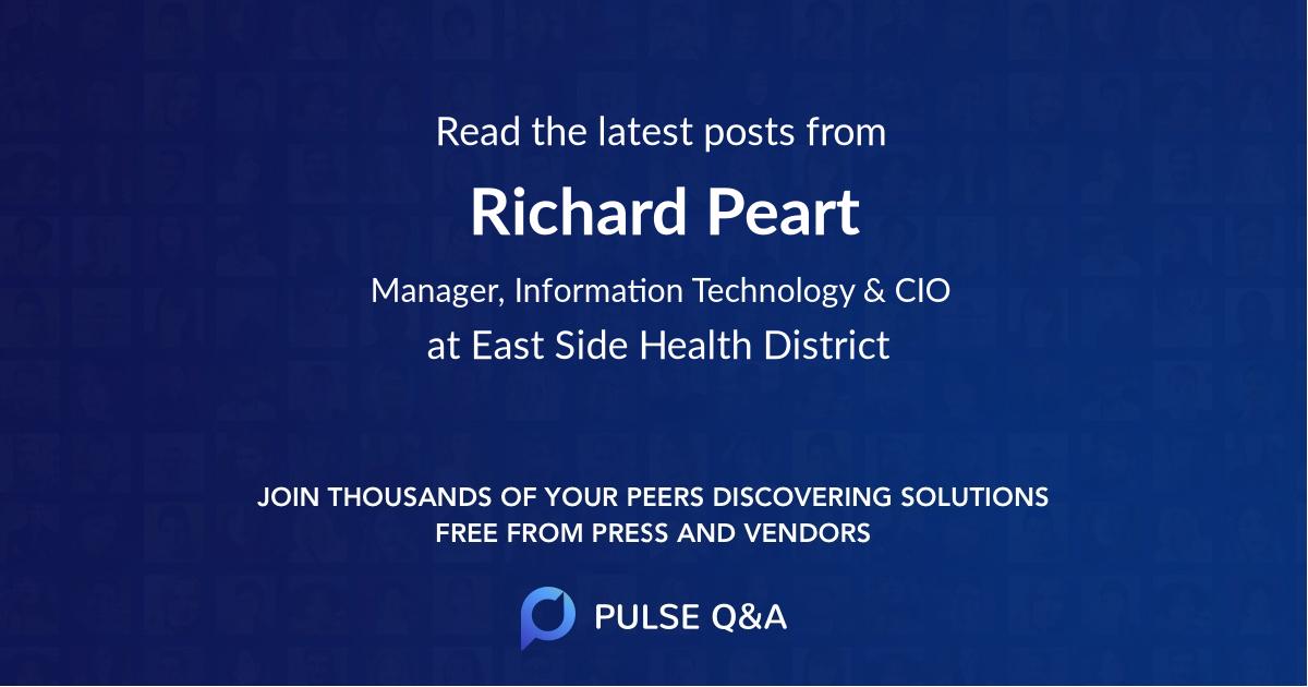 Richard Peart