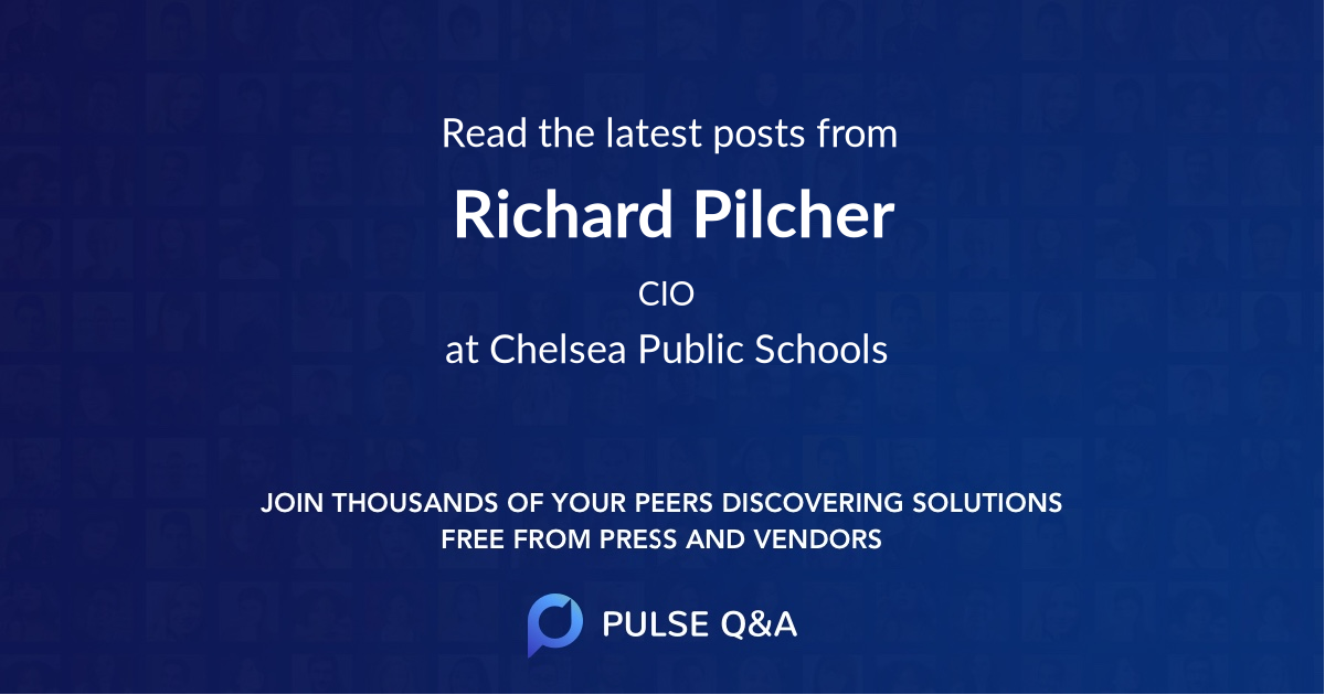 Richard Pilcher
