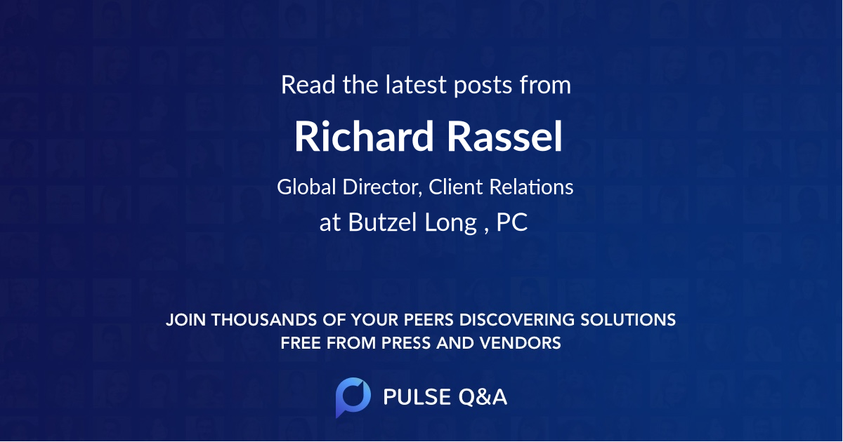 Richard Rassel