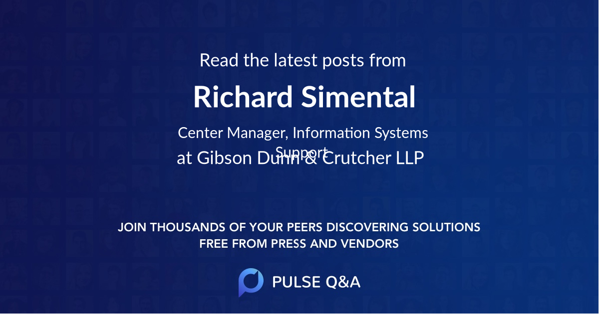 Richard Simental