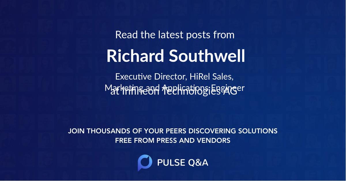 Richard Southwell