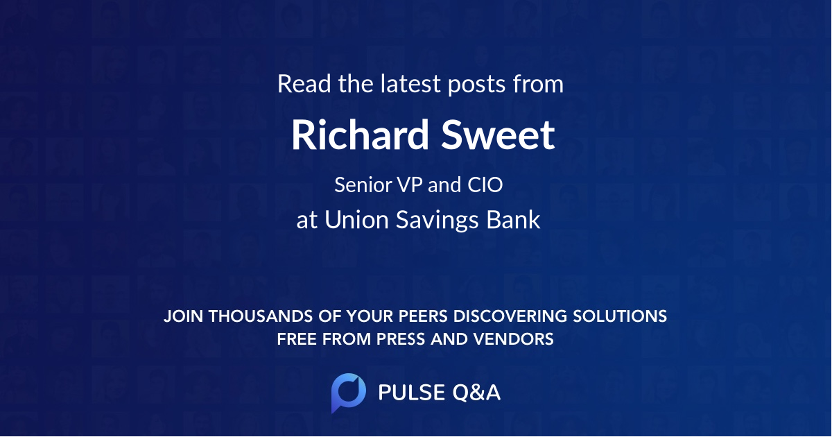 Richard Sweet