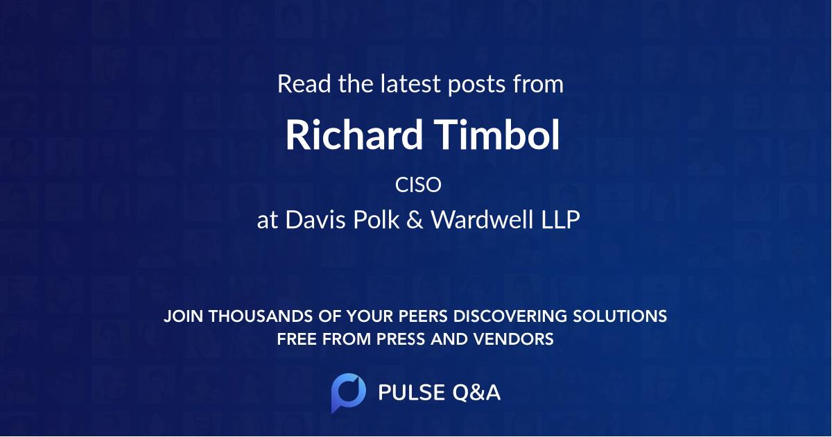 Richard Timbol
