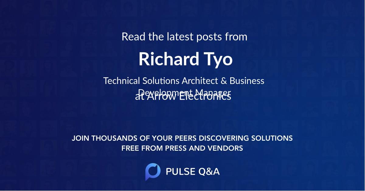 Richard Tyo