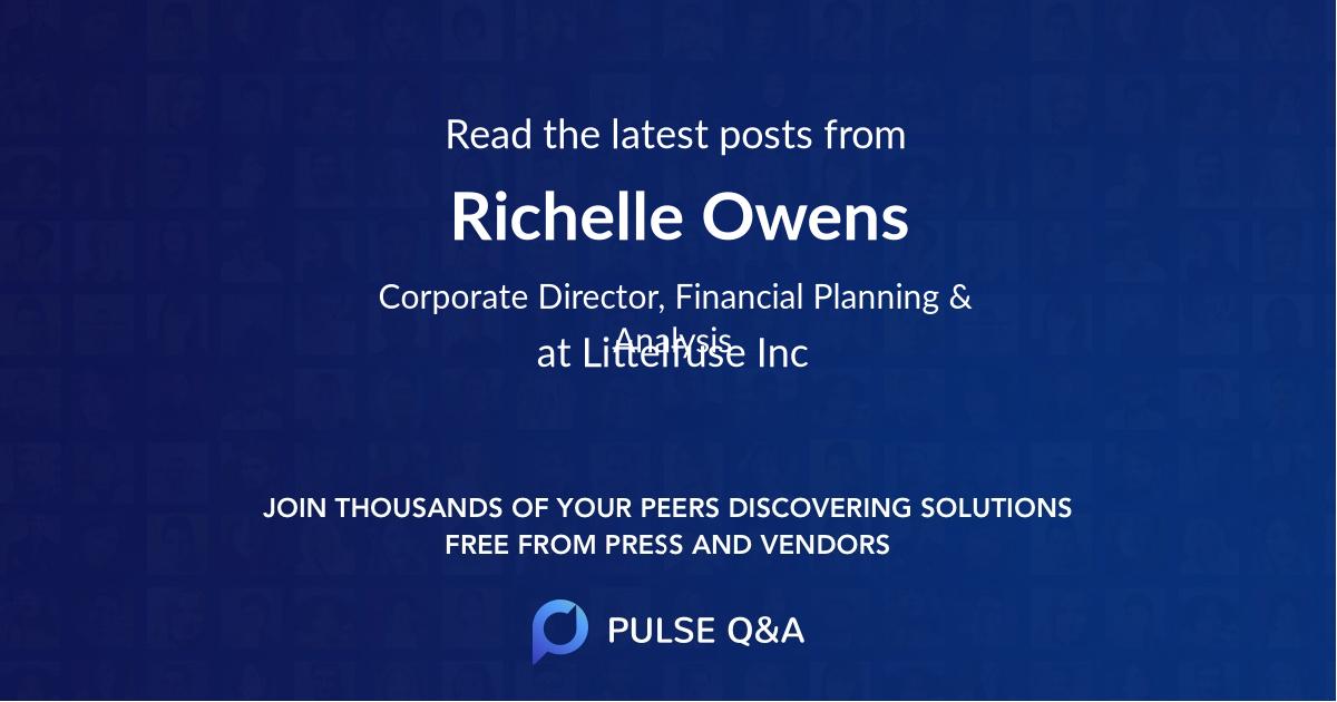 Richelle Owens