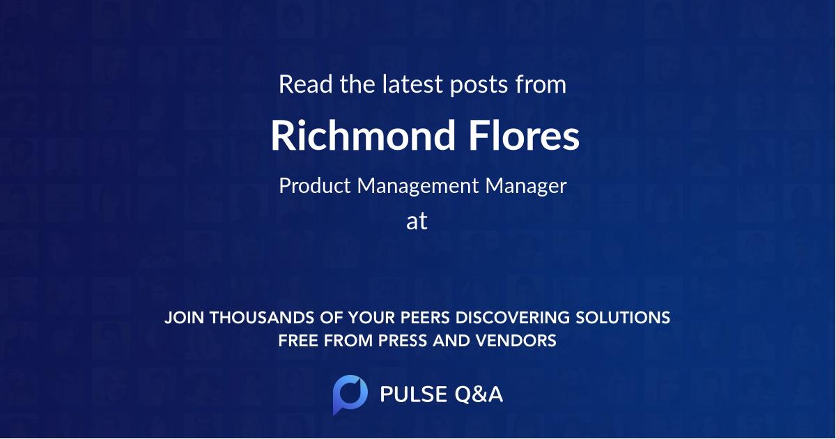 Richmond Flores