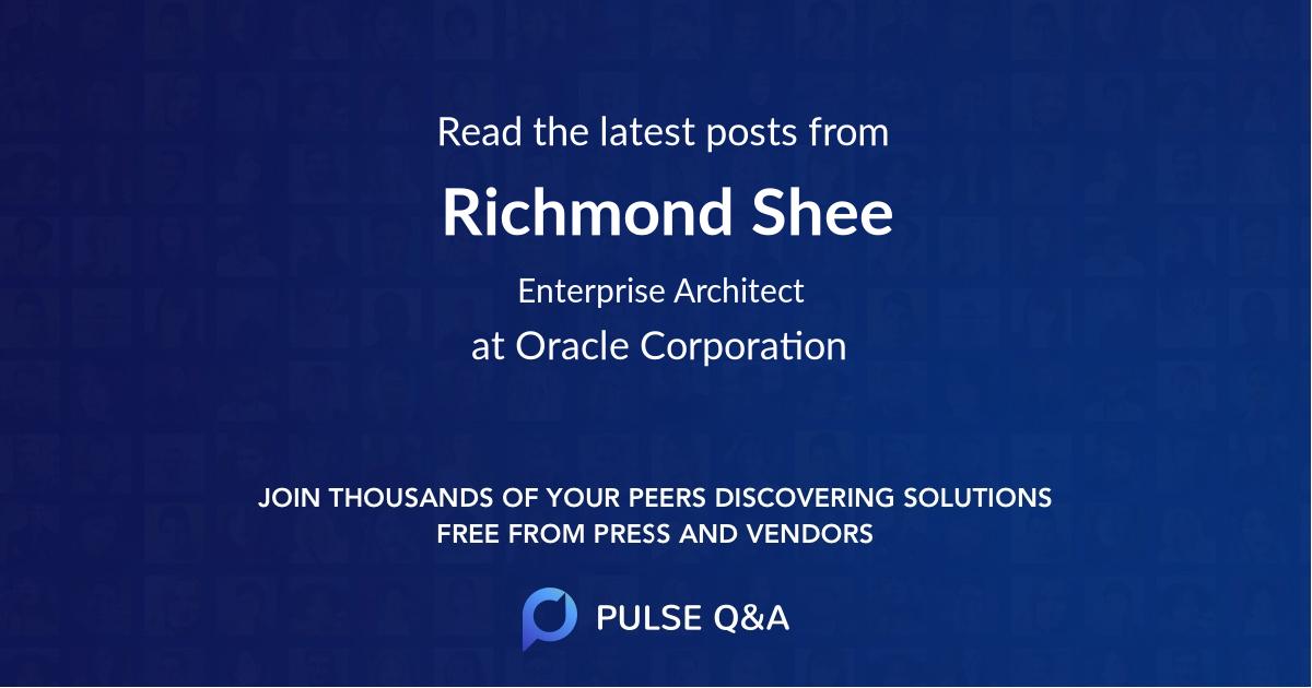 Richmond Shee